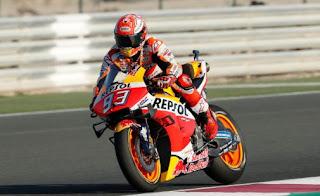 Hasil FP4 MotoGP Amerika: Marquez Tercepat