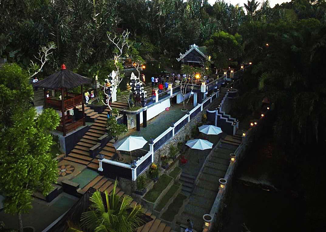 Wisata ke T Garden, Dimanja Panorama Pulau Dewata Ala Medan