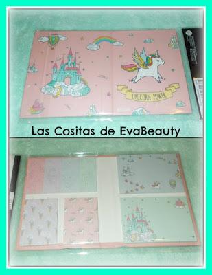 posits adhesivos unicornio papeleria tedi