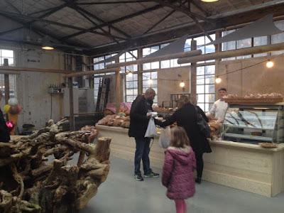 Bakkerij in de Yada Yada Market