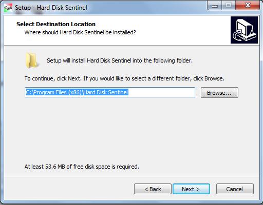 Hướng dẫn cài đặt Hard Disk Sentinel trên PC win 7, 10 miễn phí d