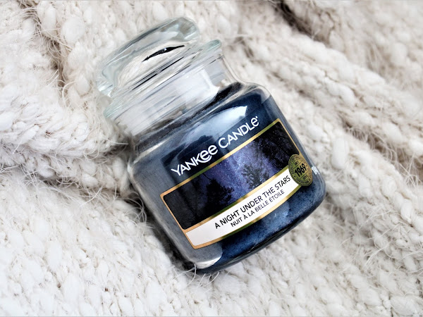 YANKEE CANDLE | A NIGHT UNDER THE STARS (NUIT À LA BELLE ÉTOILE) - AVIS