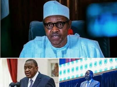 Nigerian Government Finally Paid $1Billion to Kenya President & it's Nigerian Ambassador [DETAILS]