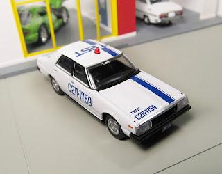 Tomica Limited Vintage NEO LV-NEO Ogikubo Damashii 04 Nissan Skyline 2000GT Turbo Prototype