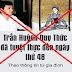 Trần Huỳnh Duy Thức tuyệt thực tới ngày 48?