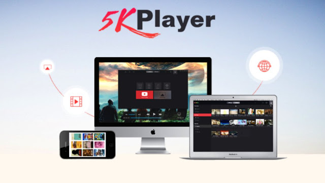 5KPlayer: The Video and Music Player Right for Your PC/Mac
