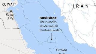 Νέο επεισόδιο μεταξύ αμερικανικών και ιρανικών πολεμικών πλοίων