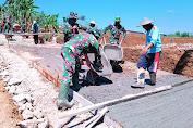 TMMD, Wujud Bhakti Nyata TNI Membangun Desa