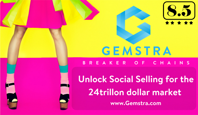 Gemstra (GMS) ICO Review, Ratings, Token Price