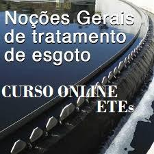 Curso Online de Noções Gerais de Tratamento de Esgoto - ETEs Estações de Tratamento de Esgoto - Meio Ambiente e Sustentável