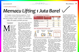 Spur Lifting 1 Million Barrels