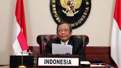 Mahfud Jelang Konpers Kemenkumham soal PD: SBY-Moeldoko Sahabat Saya
