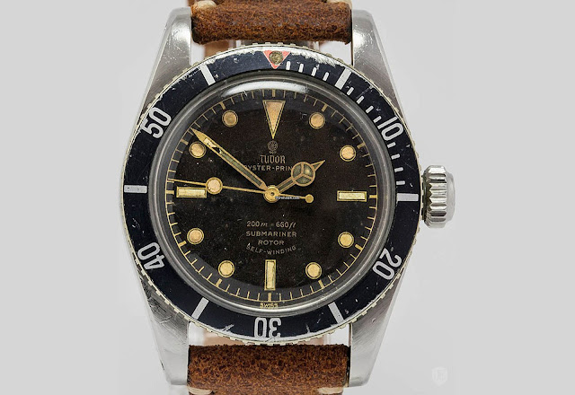 TUDOR SUBMARINER REF.7924