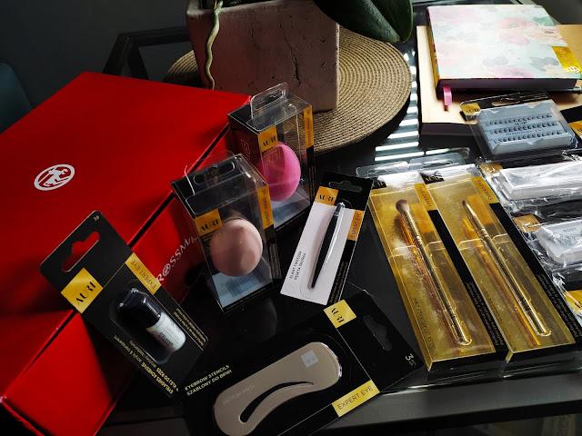 Rossmann mega promocje na kosmetyki do makijażu