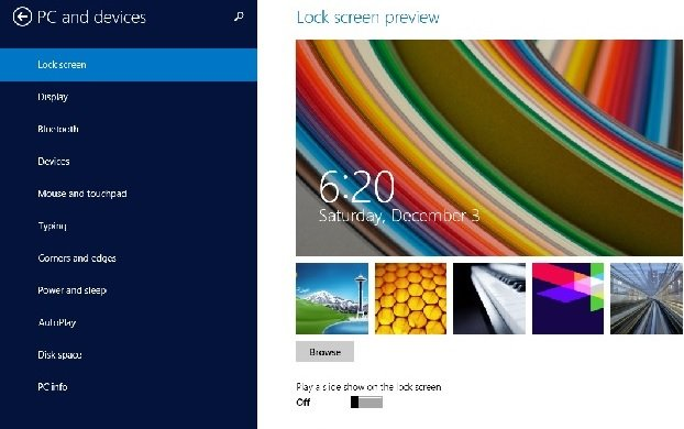 Cara menyesuaikan latar belakang layar kunci di Windows 10