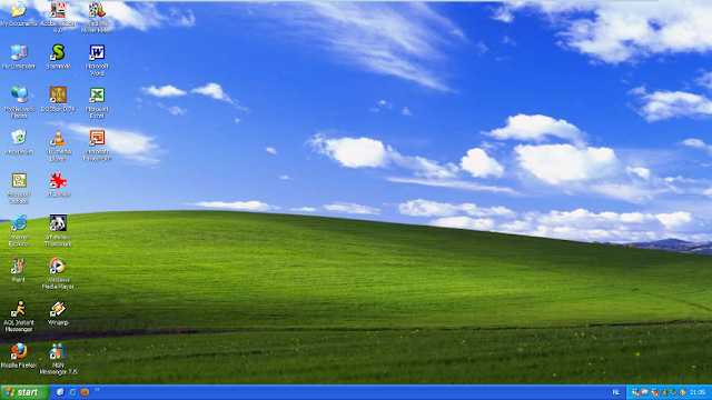 Windows XP Home Edition SP3 ISO Full Offline Free Download