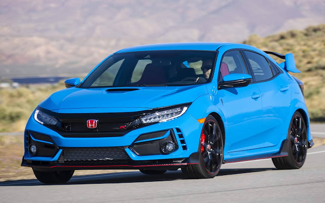Honda Civic Type R 2021