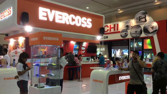 Service center Evercoss Indonesia
