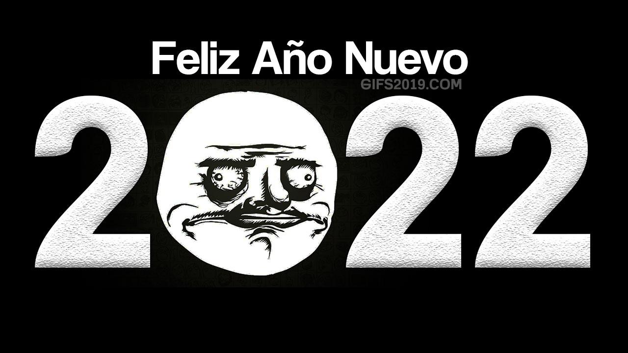 feliz año nuevo 2022 memes
