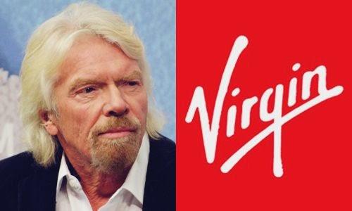 Foto Biografi dan Biodata Richard Branson Si Founder dan Pemilik Virgin Group - www.heru.my.id