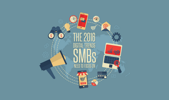 The 2016 Digital Trends SMBs Need to Focus on