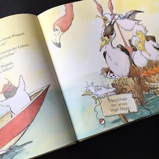 """Flugschule"" von Lita Jugde, Ravensburger Verlag, Bilderbuch, Kinderbuch"