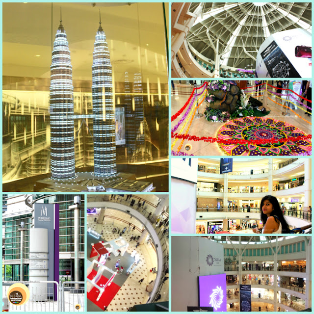 Things to do in Suriya Mall, KLCC. Best places to see in Kuala Lumpur, Malaysia in two days