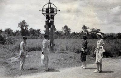 Ikon Kota Pontianak, Tugu Khatulistiwa masa lampau