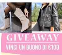 Concorso Donna Stef Abbigliamento : vinci gratis buono da 100€