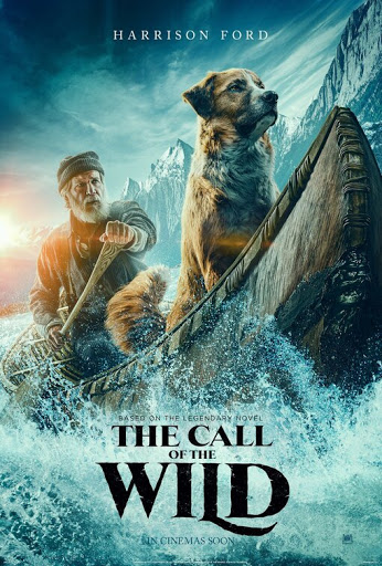 The Call of the Wild [2020] [CUSTOM HD] [DVDR] [NTSC] [Latino Final]