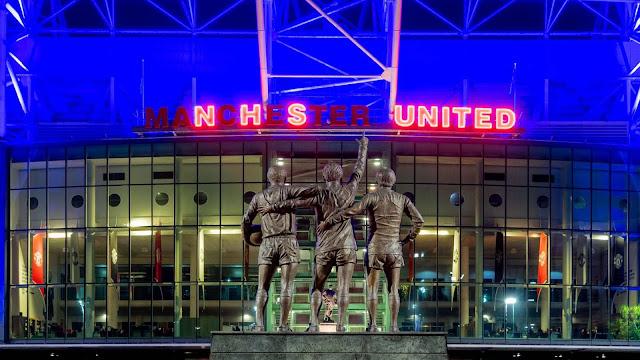 Old Trafford Beri Penghormatan Untuk NHS