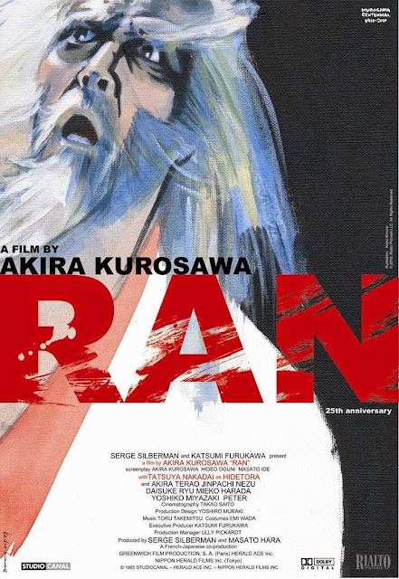 Ran, 4K Restoration, Akira Kurosawa