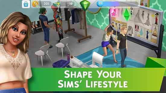 Online dating sims 3 mod