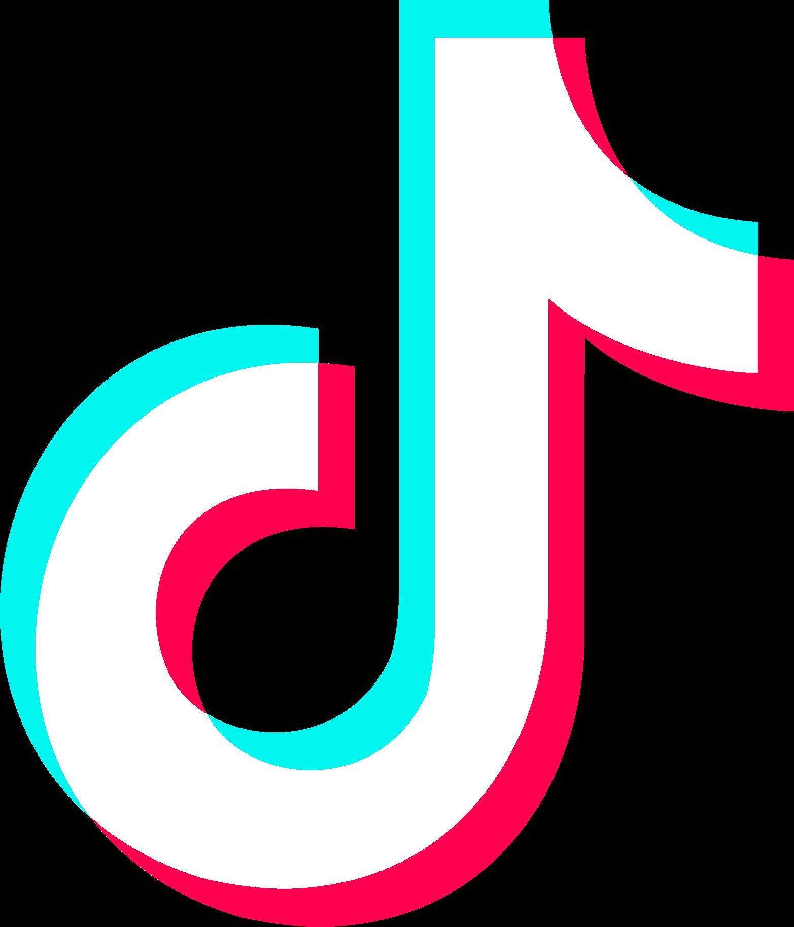 Logo de Tik Tok PNG (Sin fondo)