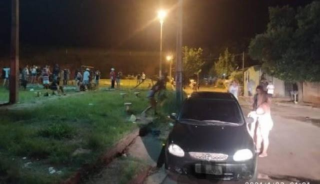 Em Osvaldo Cruz Polícia Militar acaba com festa clandestina - Adamantina Notìcia