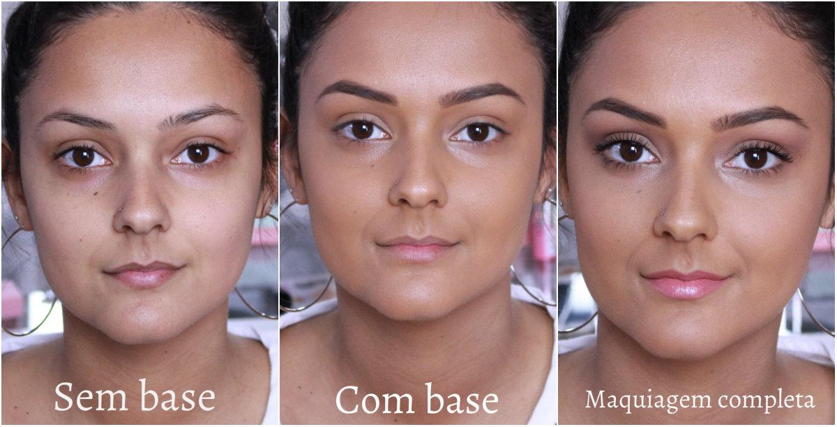 Resultado de imagem para base ruby rose antes e depois
