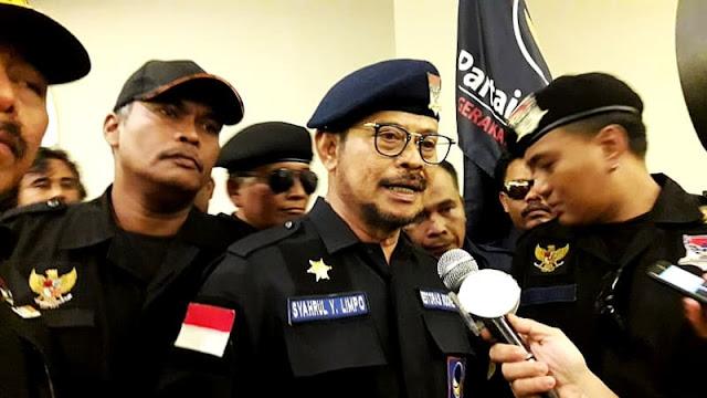 NasDem Somasi Rizal Ramli Terkait Tudingan Surya Paloh di Balik Impor