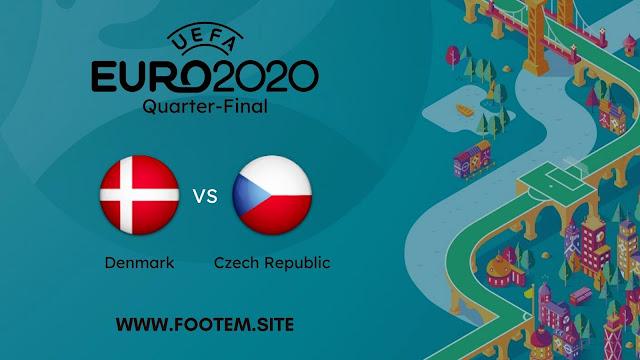 Czech Republic vs Denmark