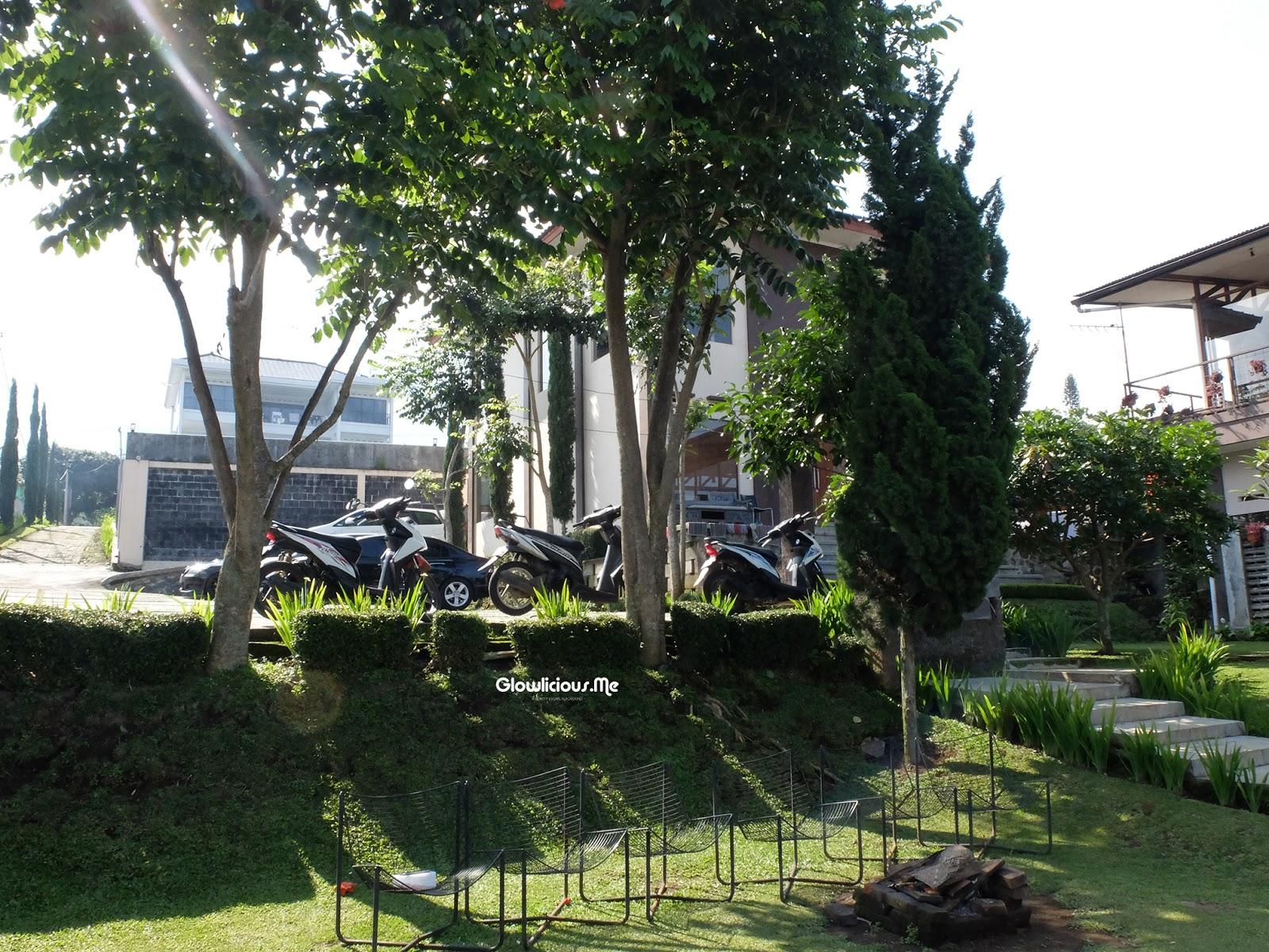 Omah Angkul Angkul Villa & Pool Lembang Bandung