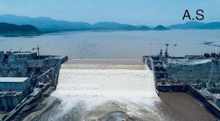 إثيوبيا والسودان تتعهدان بالتوصل إلي إتفاق ثلاثي مع مصر بشأن سد النهضة