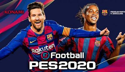 PES 2020 Konami