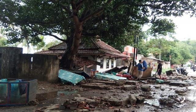 BNPB Update Korban Tsunami Selat Sunda: 168 Orang Meninggal, 745 Terluka