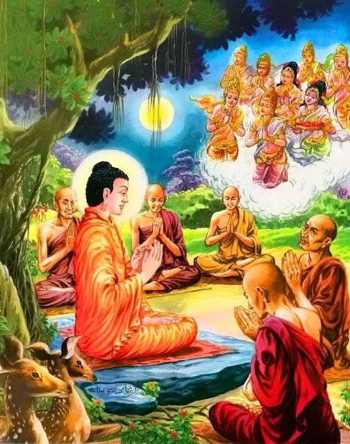 Đạo Phật Nguyên Thủy - Kinh Tiểu Bộ - Trưởng lão ni Somà