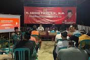 Abidin Fikri Ajak Warga Desa Pandanagung Berperan Rawat Kebhinekaan
