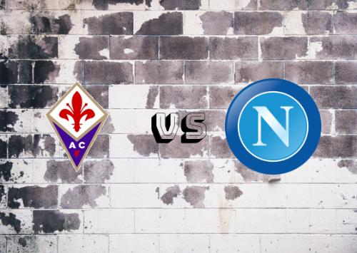 Fiorentina vs Nápoles  Resumen y Partido Completo