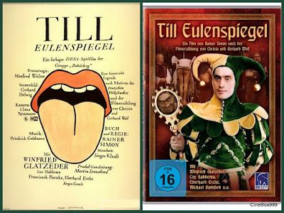 Тиль Уленшпигель / Till Eulenspiegel. 1974.