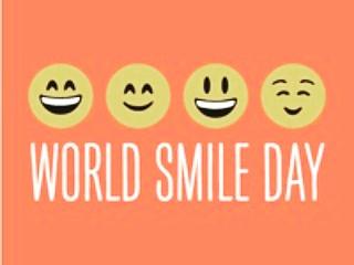 World Smile Day Wishes Beautiful Image