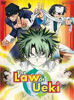 The Law of Ueki Subtitle Indonesia