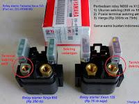Yamaha Starter Relay Wiring Diagram