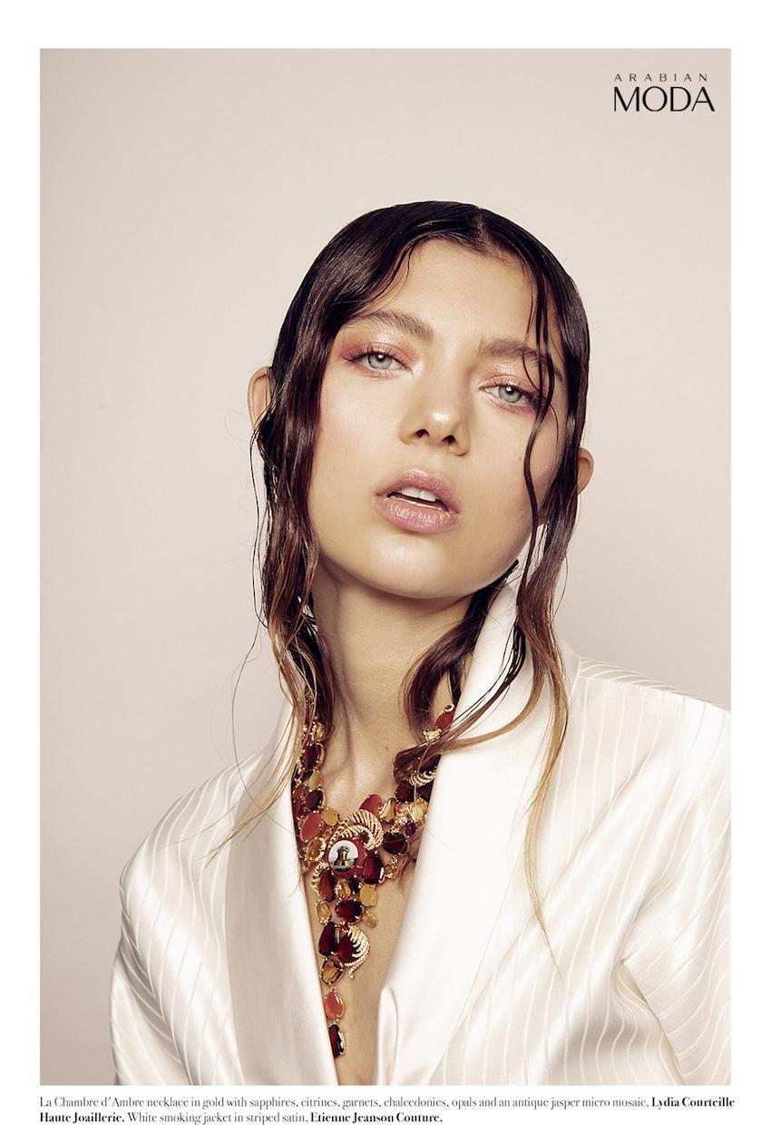Arabian Moda x Lydia Courteille x Etienne Jeanson